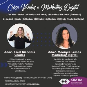 Curso de Vendas e Marketing Digital